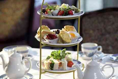 Headley Hills Restaurant and Bar - Afternoon Tea With Bubbly For Two  - Save 40%
