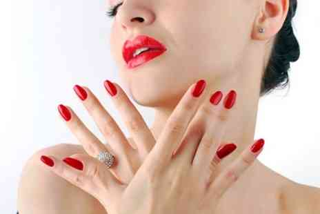 Dyenamix hair & beauty - Gel Polish on Fingers - Save 60%