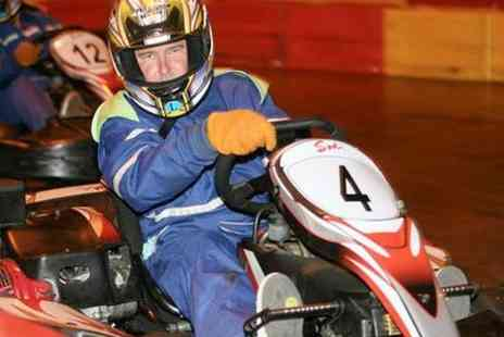 M4 Karting - 30 Laps Go Karting For One - Save 57%