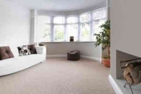 MJW Deep Clean - Carpet Cleaning With Stainguard Treatment For One Rooms - Save 79%