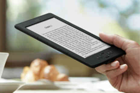 Amazon Media EU SARL - Free  Voucher to Purchase a Certified Refurbished Kindle - Save 100%