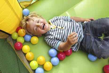 The Treehouse Soft Play Centre - Four Treehouse Soft Play Passes - Save 50%