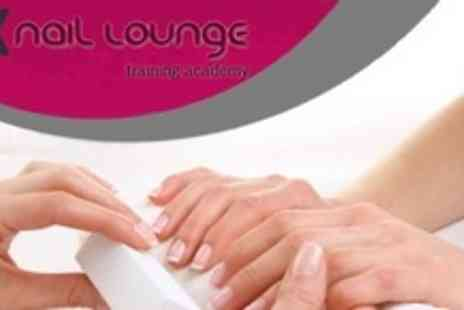 Nail Lounge Training Academy - One Day Manicure and Pedicure Nail Art Course - Save 79%