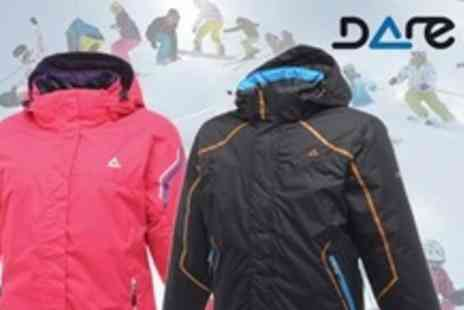Dare 2b - Mens or Ladies Ski Jacket in Choice of Colours - Save 75%
