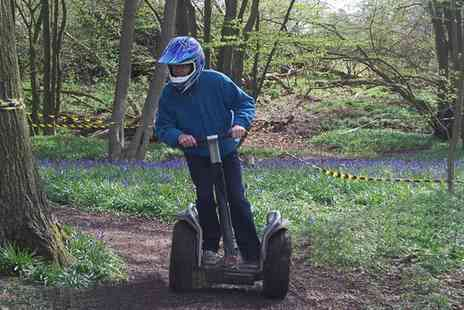 Segway Unleashed - Off Road Segway Challenge - Save 62%