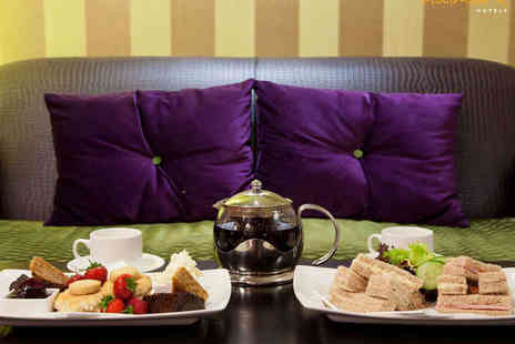 Hallmark Hotel - Afternoon Tea with Spa Access for Two - Save 53%
