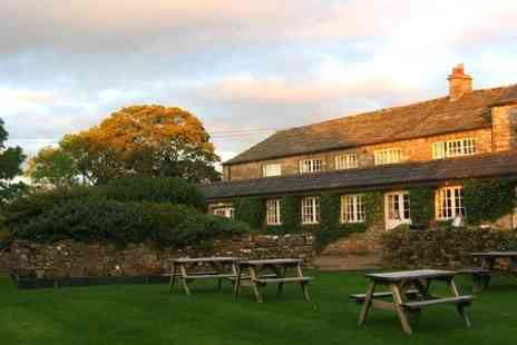 The Fat Lamb - One Night stay For Two With Breakfast - Save 47%