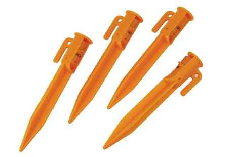Stock Nation Camping - LED Tent Pegs  - Save 67%