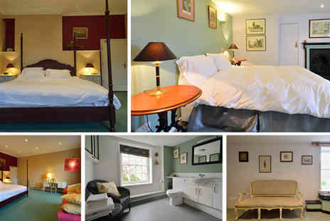 UK Minibreak - Two night B&B with three Course Dinner in Suffolk - Save 37%