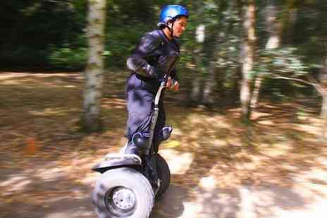 SegKind - Off Road Segway Experience - Save 60%