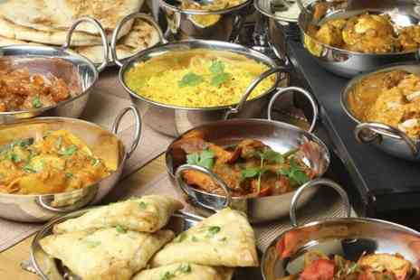 Spice Master - All You Can Eat Indian Meal For Two - Save 0%