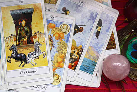 Kundalini Psychic - 30 minute psychic tarot reading - Save 80%