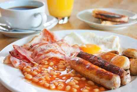 Harrisons Restaurant - Brunch With Coffee For Two - Save 42%