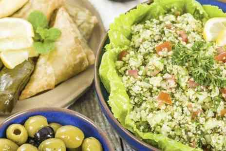 Efes Restaurant London - Turkish Lunch With Drinks - Save 50%