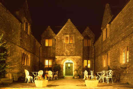Mortons House Hotel - One night stay Bed & Breakfast at this Dorset hotel - Save 19%