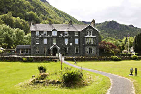 The Borrowdale Hotel - Beautiful Lake District property up for grabs - Save 35%
