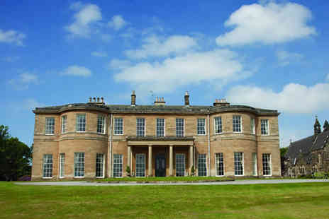 Rudding Park - One night bed and breakfast with dinner and prosecco - Save 31%