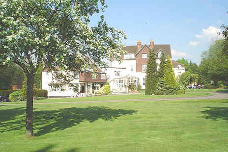 Manor House Hotel - One night stay inclusive of breakfast in Surrey - Save 30%