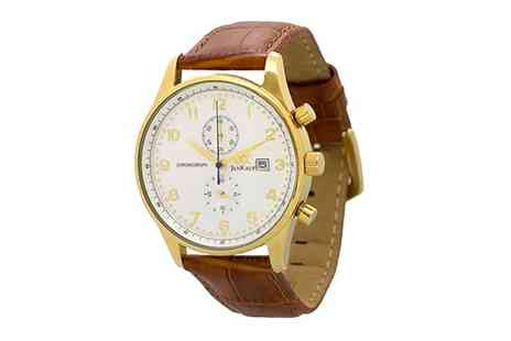 Jan Kauf - Jan Kauf JK1037 Mens Watch - Save 85%