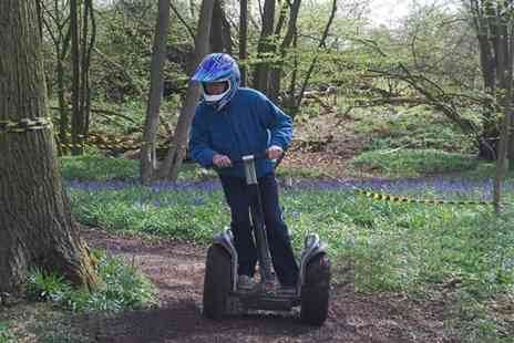 Segway Unleashed - Off road Segway experience - Save 67%