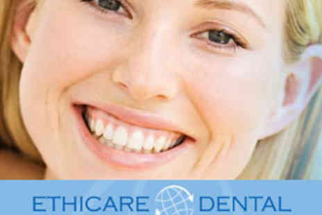 Ethicare Dental - Full Dental MOT including Ultrasonic Hygiene Clean and Polish - Save 74%