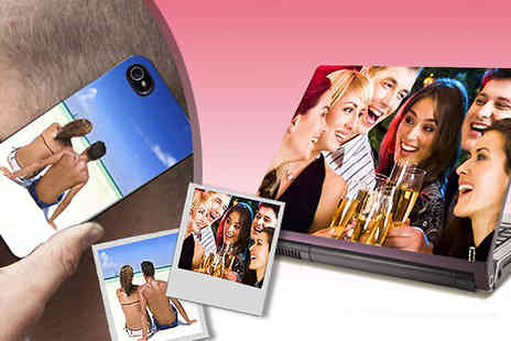 Spicy Decor - Personalised Cover for 4th Generation iPhones and Laptops  - Save 67%