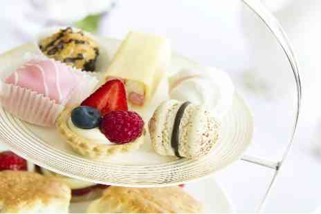 Escape - Traditional afternoon tea for two - Save 50%