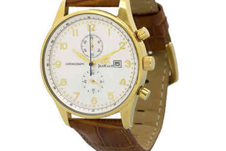 Jan Kauf - Mens Jan Kauf JK1037 Watch - Save 78%