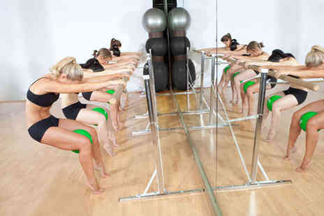 Eliza Do Alot - Six Booty Barre Exercise Classes - Save 74%