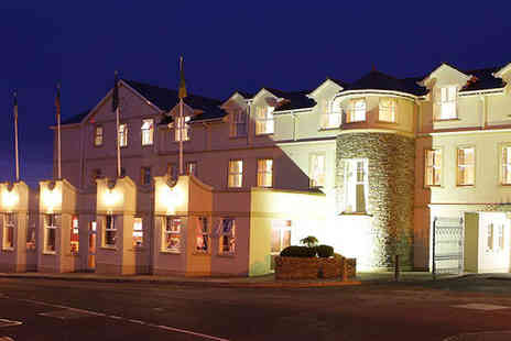 Ballyliffin Hotel - Two Night Stay for Two People with Daily Full Irish Breakfast  - Save 54%