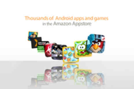 Amazon Media EU SARL - £2 to Spend at Amazon Appstore for Android - Save 100%