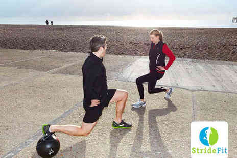 StrideFit - Six Outdoor Bootcamp Sessions on Brighton Beach - Save 64%