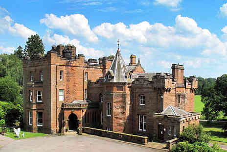 Friars Carse - One Night Stay for Two People with Daily Full Scottish Breakfast - Save 51%