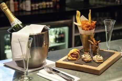 Reform Social and Grill - Bottle of Veuve Chapelle With British Sharing Platter For Two - Save 46%
