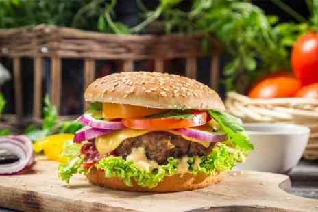 Venue 35 - Burger Meal For Two - Save 51%