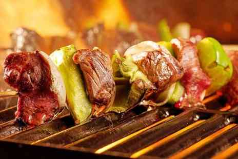 Rodizio Rico - All You Can Eat Brazilian BBQ With Cocktail  - Save 41%
