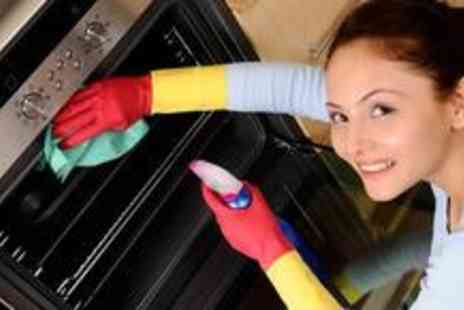 Zest Property Solutions - Single oven clean - Save 65%
