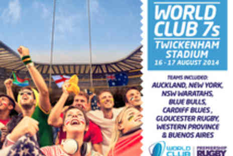 International Sports Investments - Tickets to World Club Sevens Rugby Tournament  - Save 3%