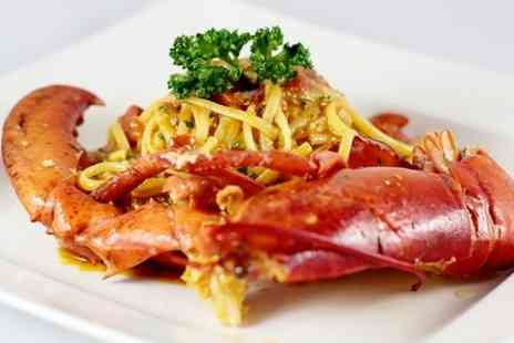 Donna Margherita - Italian Seafood Feast For Two  - Save 53%