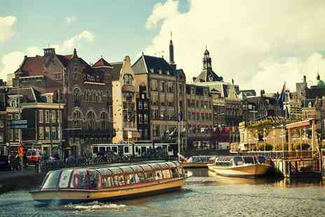 DFDS Seaways - Two night stay Amsterdam mini cruise for two - Save 49%