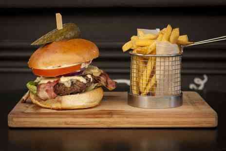 Honky Tonk - Two course American meal for 2 including a cocktail each  - Save 53%