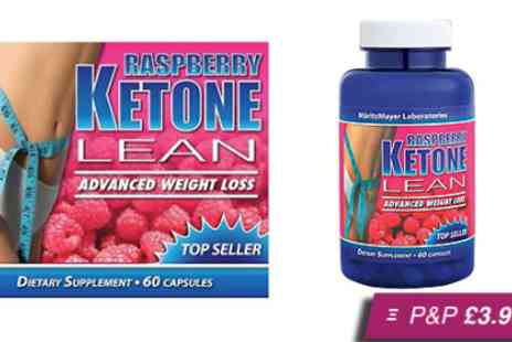 Beautyfit - One months supply of Raspberry Ketone Advanced Weight Loss Supplement - Save 67%