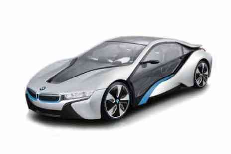 J & S Wholesales - RC 1:14 Scale BMW i8 Car - Save 67%