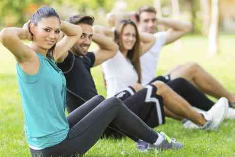Velocity Fitness - Five Boot Camp Sessions For One - Save 60%