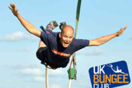 UK Bungee Club - Bungee Jump Experience - Save 18%