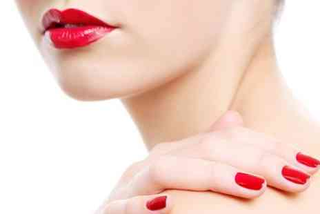 Tongs Hair Studio - Gelish Manicure or Pedicure  - Save 60%