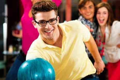 Basildon Bowl & Quasar - Bowling With Burger and Chips For Up to Six  - Save 75%