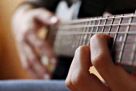 Andreas Moutsioulis - 45 Minute Private Guitar or Ukulele Classes - Save 69%