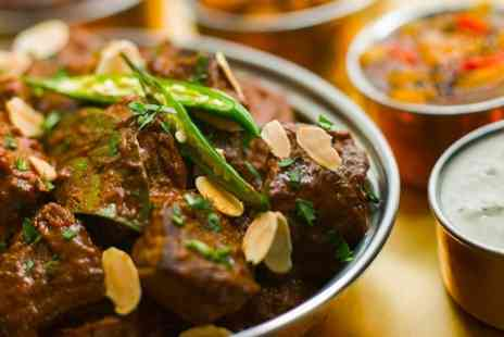 Ashoka Shak Dundee - Two Course Indian Meal For Two - Save 58%