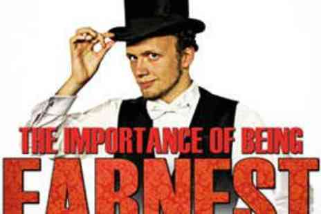 Theatre Royal Haymarket - Ticket to The Importance of Being Earnest - Save 50%